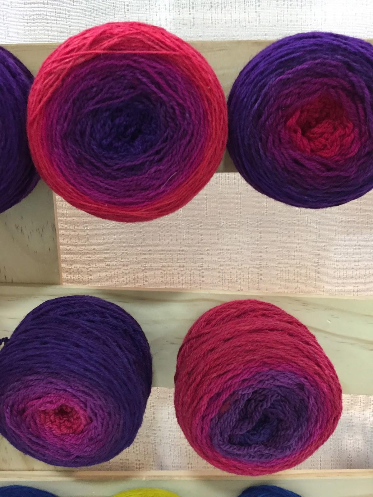 A Really Good Yarn: Yarn Shopping