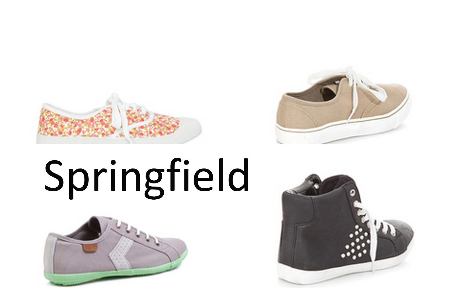 deportivas springfield