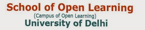 SOL Delhi University Online Registration 2014