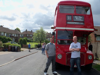On The Buses in Elstree and Borehamwood