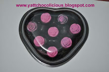 8's choc in Luv Container (Product Code: LC008)