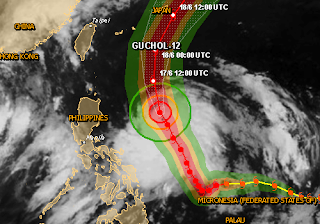 Guchol_tracking_map_philippines_taiwan_japan_recent_natural_disasters