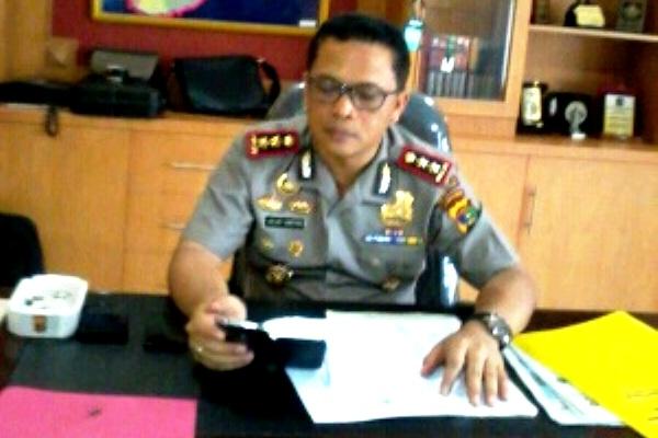 Kapolres. Kotabumi Lampung Utara