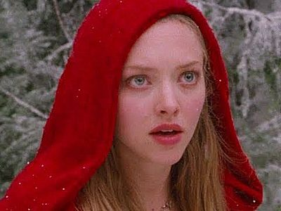 Red Riding Hood What big eyes you have