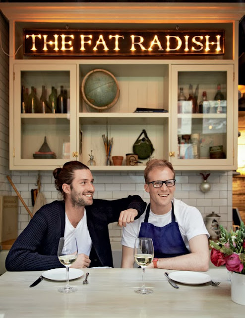 RESTAURANTE NUEVA YORK THE FAT RADISH