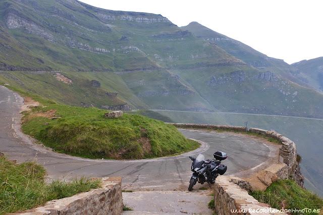 Portillo de Lunada desde Covalruyo, Cantabria