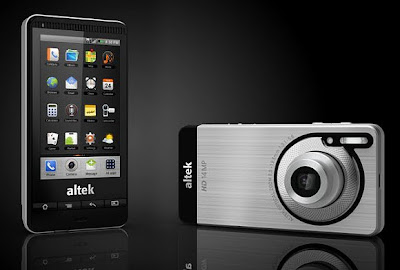 Altek A14 Leo comes with 14MP Camera