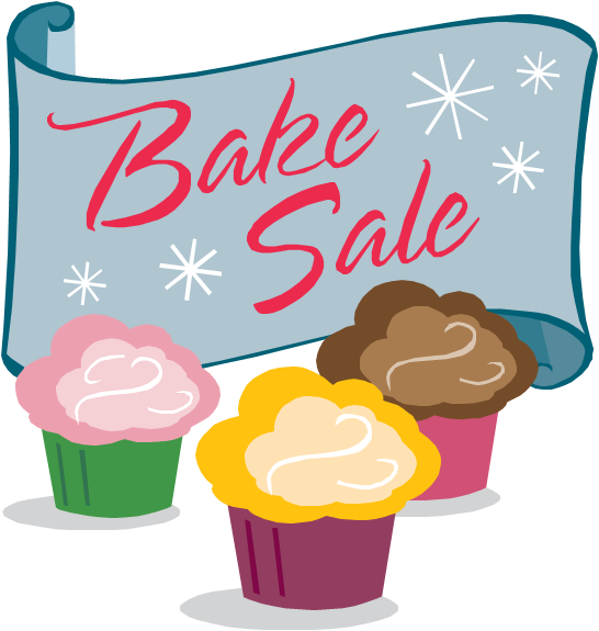 Bake Sale Raises $575.10