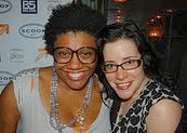 Rachel and Nichelle, Founding Editors