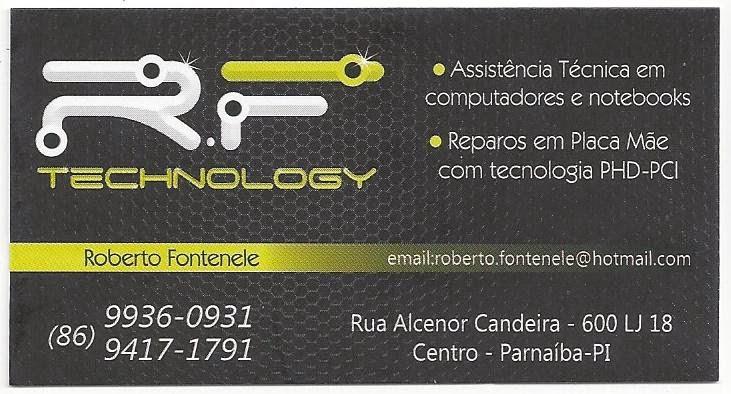 R F TECHNOLOGY