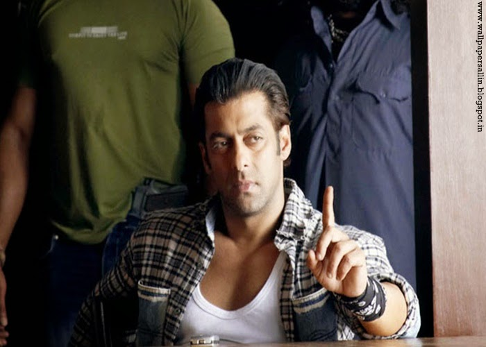salman khan wanted film