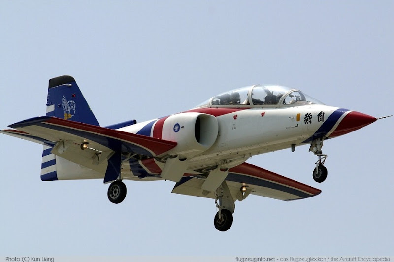 AT-3 PLA Advanced Jet Trainer