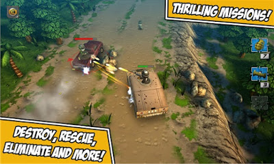 Tiny Troopers 2: Special Ops game comes to Windows Phone