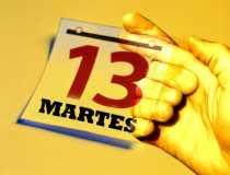 Martes 13 historia del Martes 13 Viernes 13 historia del viernes 13