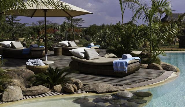 seguera Kenia piscina