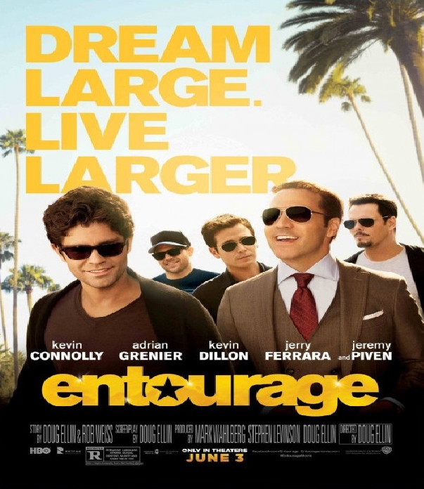 ENTOURAGE THE MOVIE (2015) เอนทัวราจ เดอะ มูฟวี่ [MASTER][1080P HQ] [เสียงไทยมาสเตอร์ 5.1]