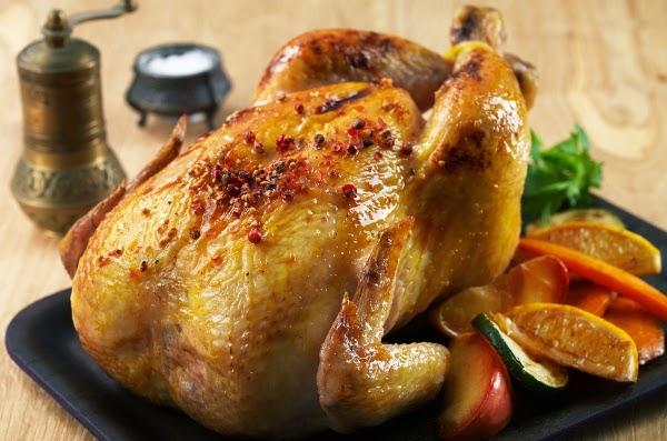 طريقة عمل الدجاج بالكراميل