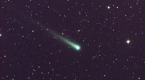 Komet ISON Bakal Hiasi Langit Malam di Awal Desember ini