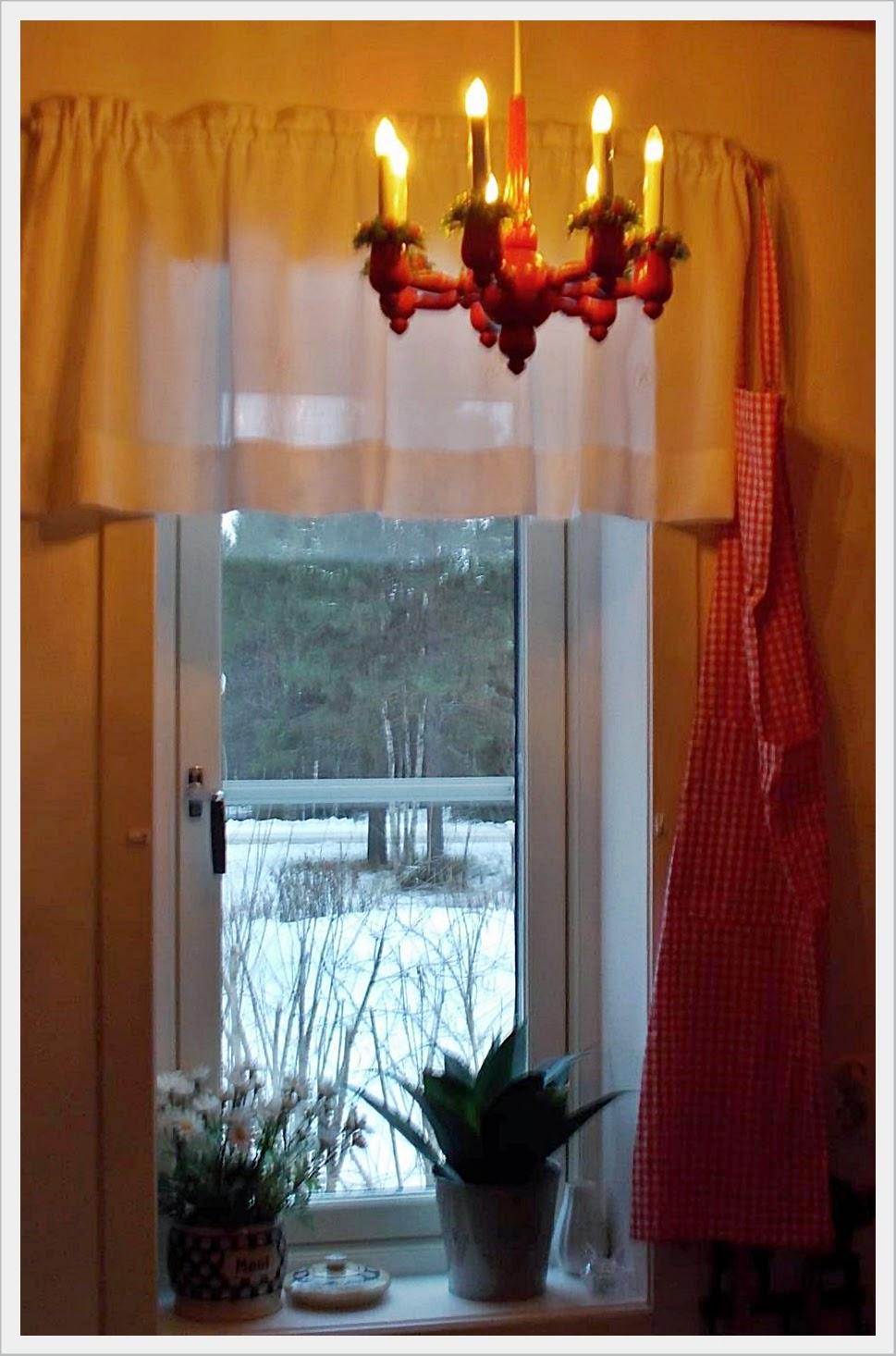 Een kijkje in zweden: winterlicht en pepernoten