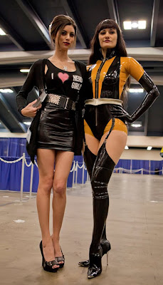 wondercon cosplay girls 05 Gadis Cosplay Hot Di WonderCon