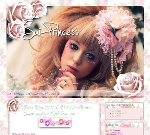 ♥ Join Sui Princess' 1000+ Follower Giveaway ♥