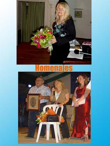 Homenajes