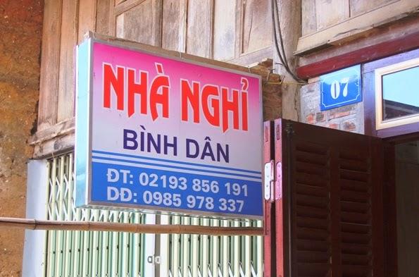 HOMESTAY O DONG VAN HA GIANG