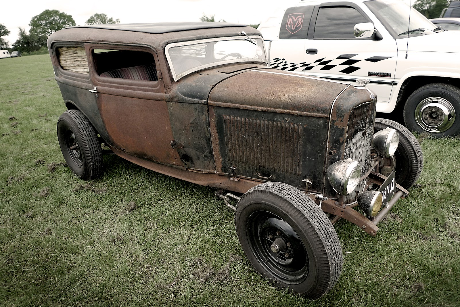 KarzNshit///: Ford Rat Rod