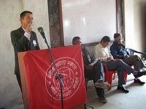 दिलिप 'सगर' राई - 'केस्रा अन्तरक्रिया' कार्यक्रम २०१४/२०७० माघ १ गते भरौल,सुनसरी
