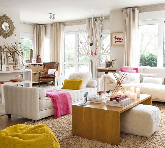 Living room daybed