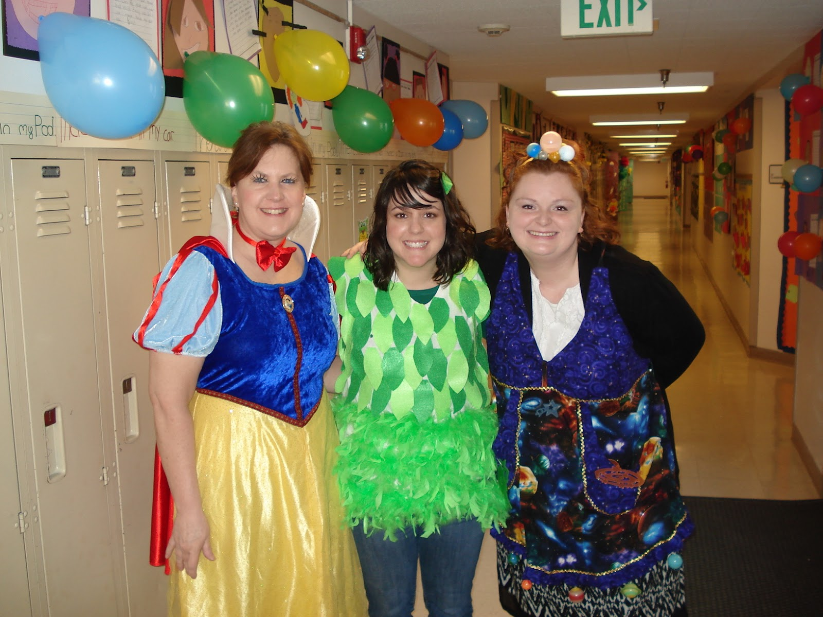 Character Day Spirit Week Ideas Girls Spirit Week Character Day