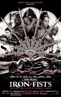 Watch The Man with the Iron Fists (2012) movie free online