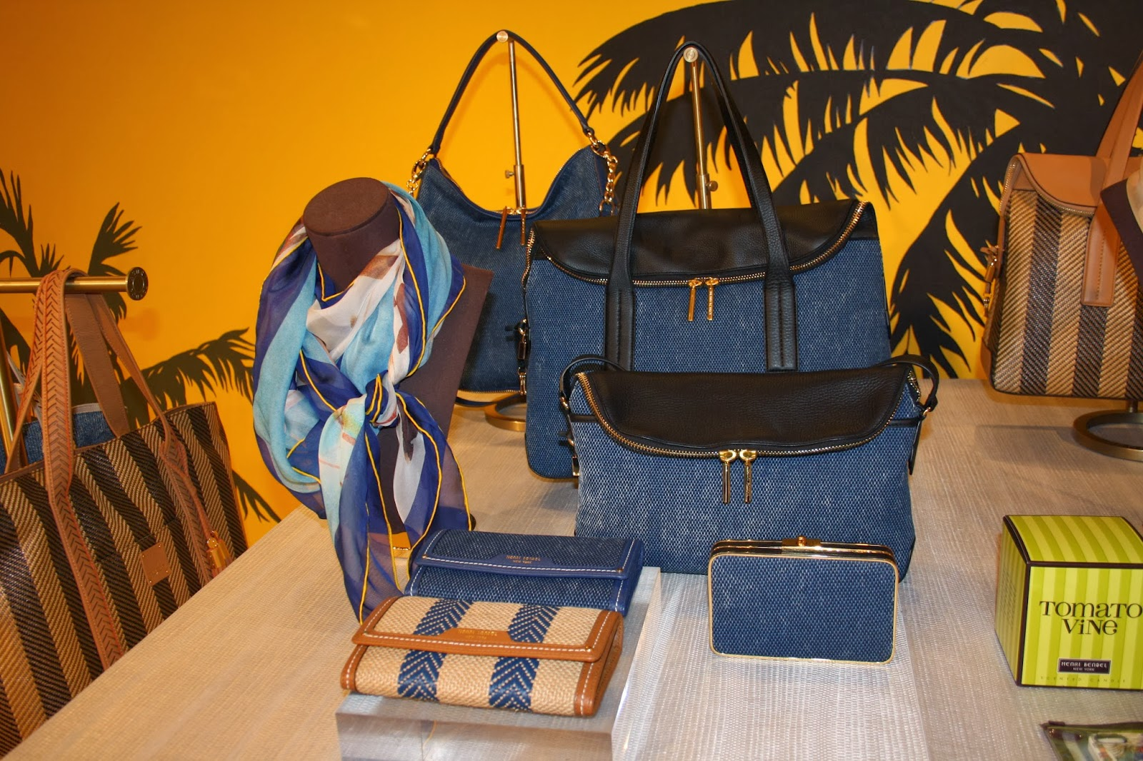 Henri Bendel Summer 2014 Preview