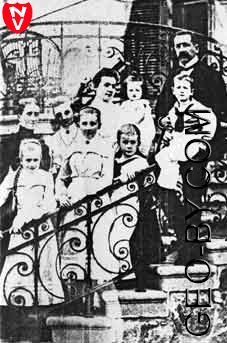 Семья Чапских