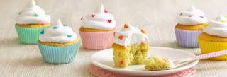 Candy Pop Cupcake
