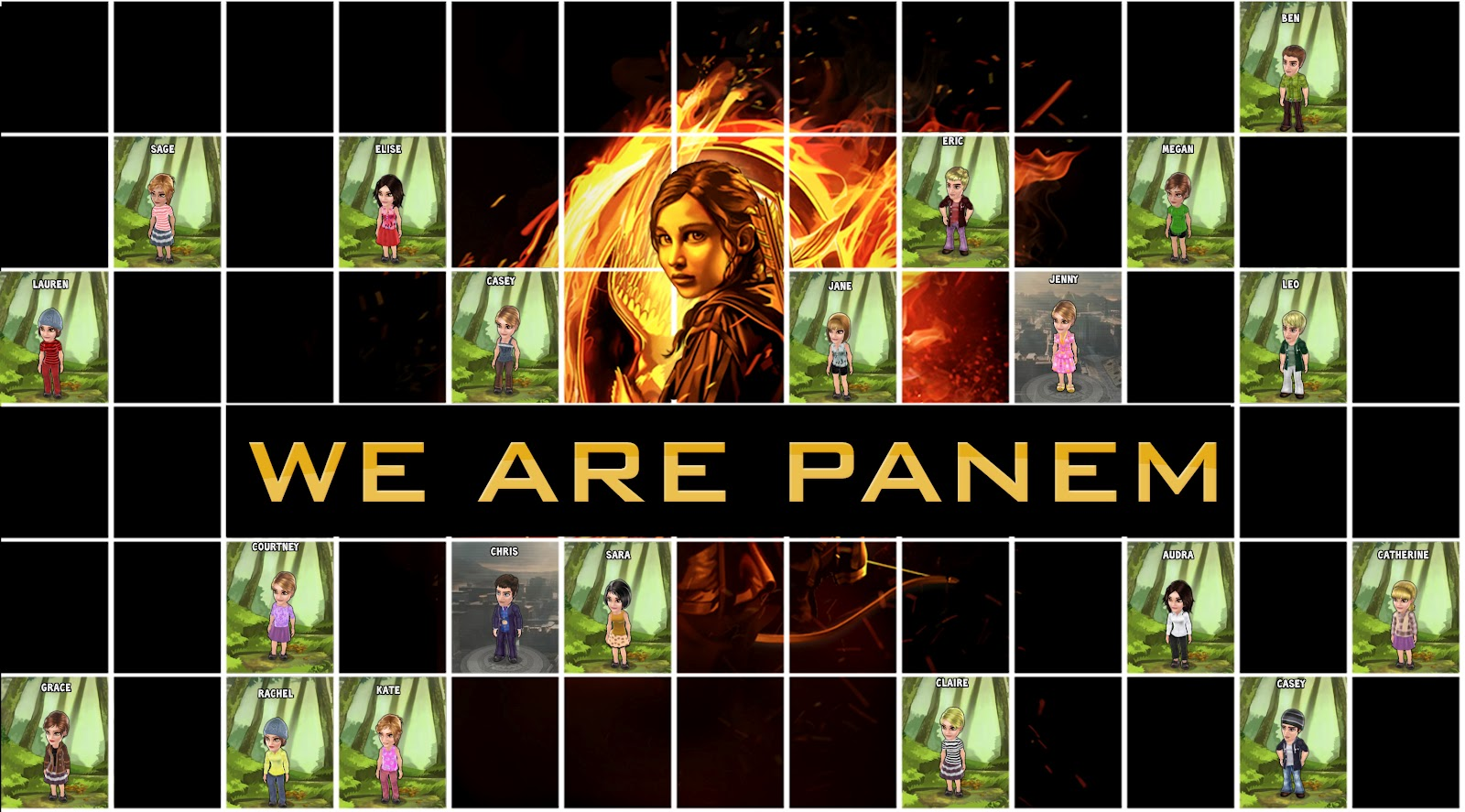 which district from the hunger games are you