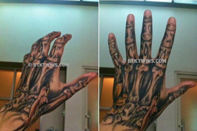 de.omg.yahoo.com: cabello nuevo y tatuaje nuevo: Bill Kaulitz es ...