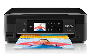 Epson Expression Home XP-420 Printer Drivers Download