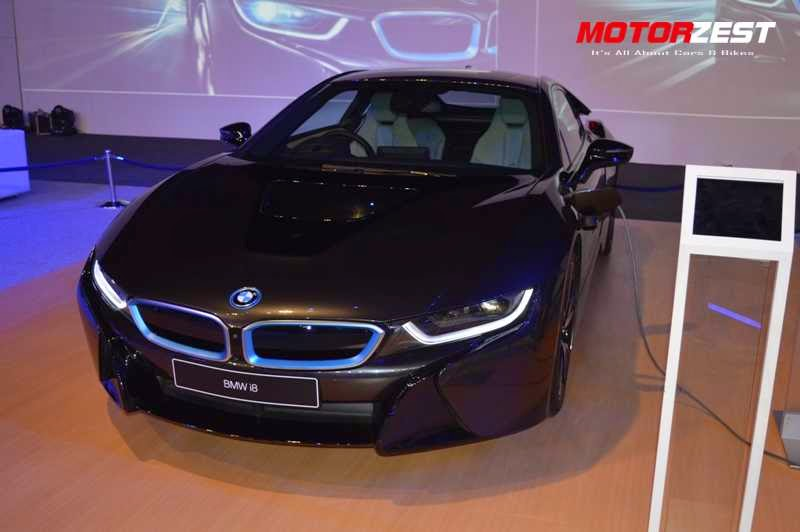 BMW i8 Launch India