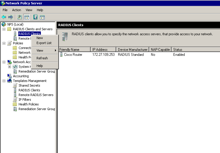 andrewjameslee: how to configure Microsoft Network Policy Server ...