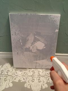 Перевод фото на стекло своими руками