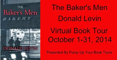 Virtual Book Tour - The Baker's Men