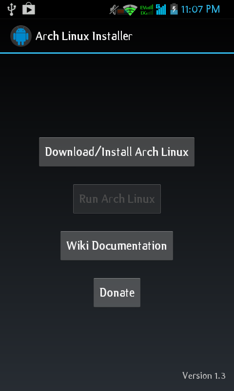 Tutorial Cara Install Archlinux ARM via Chroot/VNC di Android