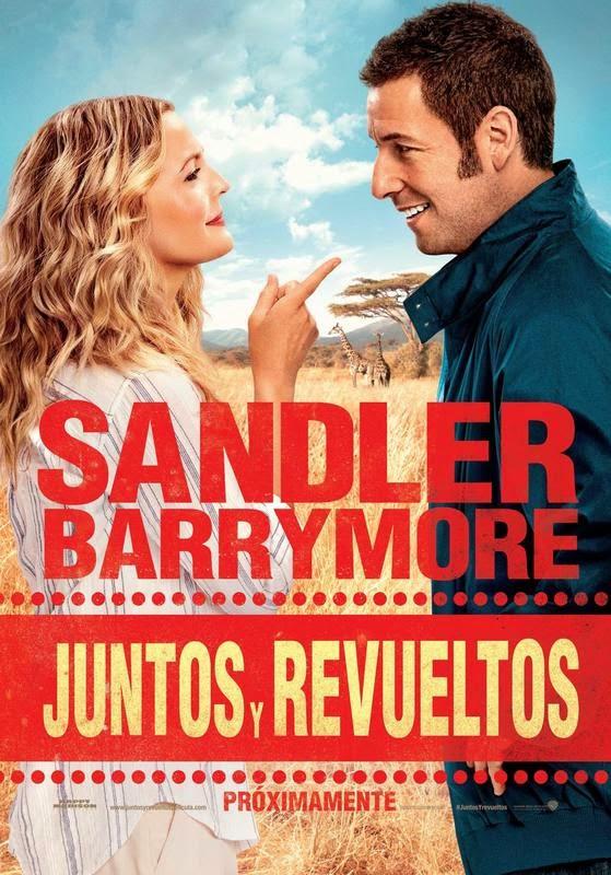 Juntos y revueltos (2014) [DVDRip XviD][Castellano AC3 5.1][Comedia]