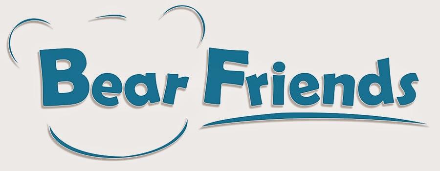 """Bear Friends"" 3D animation"