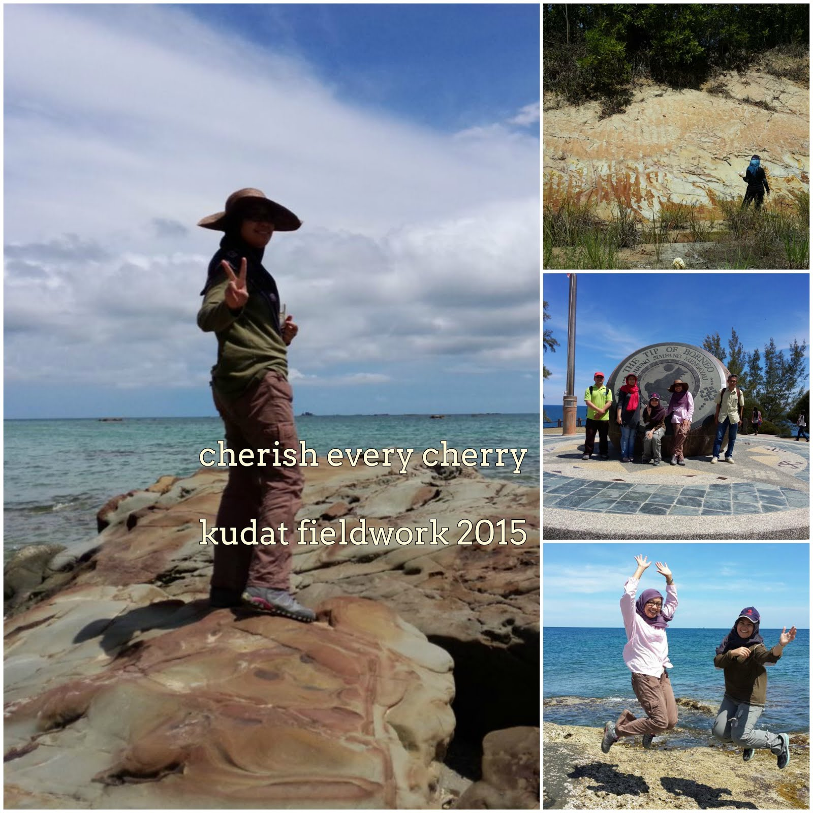Fieldword Kudat 2015