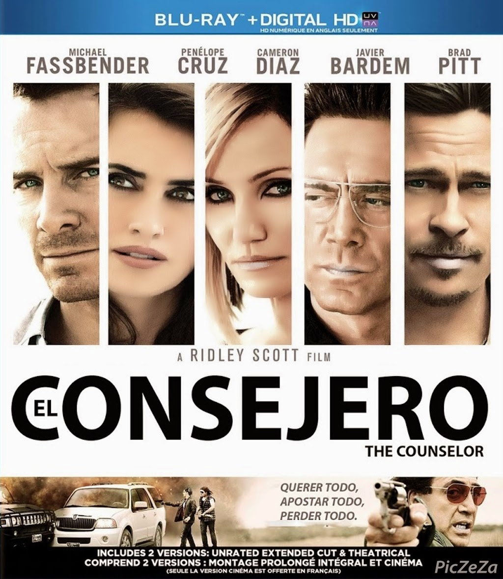 The Counselor 2013 Theatrical Cut ยุติธรรม อำมหิต