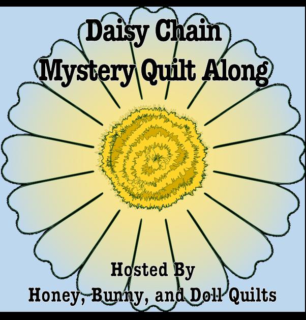 Daisy Chain Mystery QAL