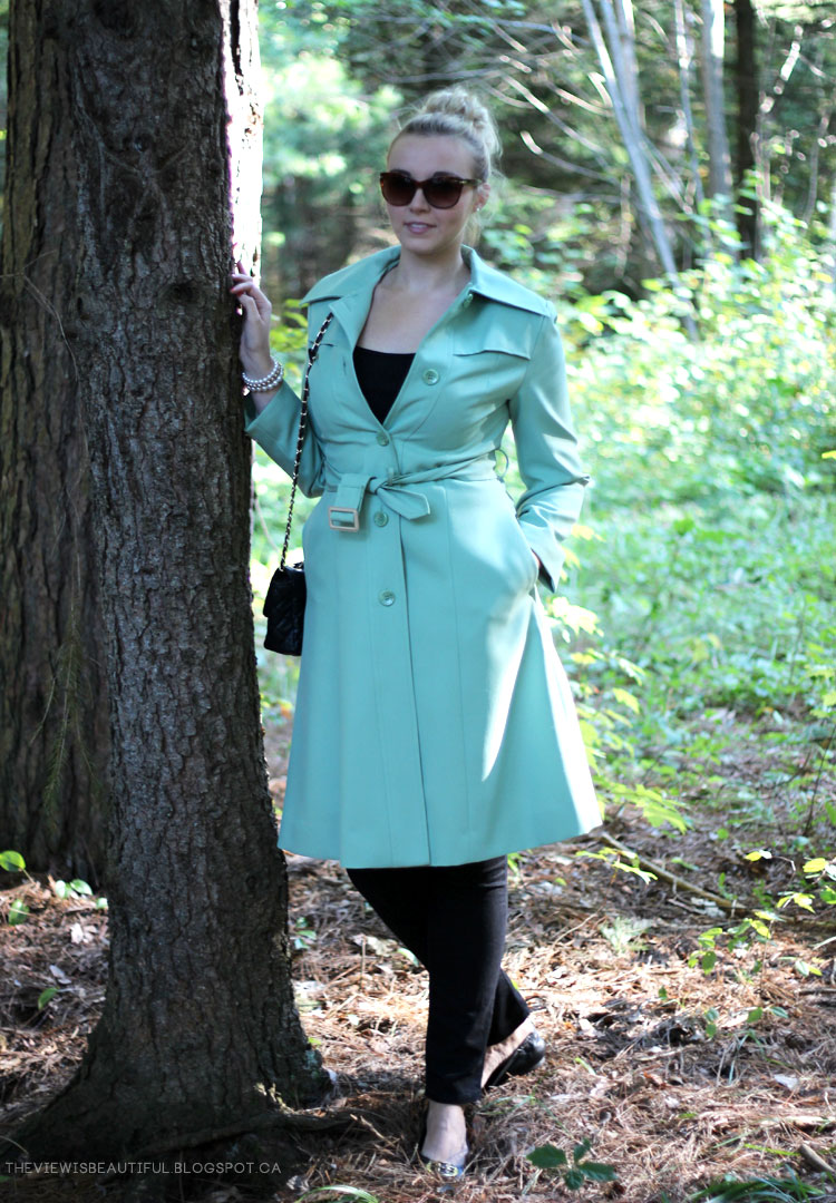 The Kate Middleton Coat | www.theviewisbeautiful.blogspot.ca