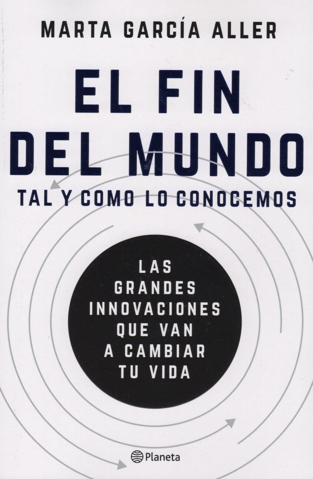 Marta García Aller (El fin del mundo tal y como no conocemos)